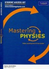 MasteringPhysics Student Access Kit for Physics - James S. Walker, . Addison-Wesley