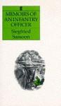 Memoirs of an Infantry Officer - Siegfried Sassoon