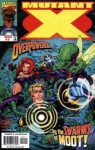"""Mutant X Issue 2 Nov 1998 """"NO Way Out"""" Age of Apocalypse - Howard Mackie"""