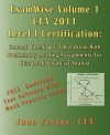 Examwise Volume 1 for 2011 Cfa Level I Certification the Candidates Question and Answer Workbook with Preliminary Reading Assignments for Chartered Financial Analyst (with Download Testing Software) - Jane Vessey