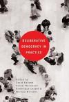 Deliberative Democracy in Practice - David J. Kahane, Dominique Leydet, Melissa Williams, Daniel M. Weinstock