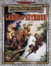 LANDS OF INTRIGUE (Campaign Expansion: Advanced Dungeons & Dragons Forgotten Realms) - Steven Schend