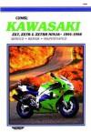 Kawasaki Zx7, Zx7r, Zx7rr Ninja, 1991-1997: Service, Repair, Maintenance - Clymer Publishing
