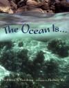 The Ocean Is... - Kathleen W. Kranking, Norbert Wu