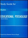 Study Guide for Educational Psychology - Anita E. Woolfolk