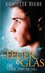Feuer und Glas - Die Verschwörung: Roman (Heyne fliegt) by Riebe, Brigitte (2014) Gebundene Ausgabe - Brigitte Riebe
