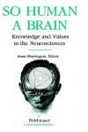 So Human a Brain - Harrington