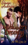 Midsummer's Dreaming (As We Like It Anthology) - Simone Anderson