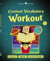 Content Vocabulary Workout Grade 7 - Glencoe/McGraw-Hill