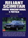 Reliant Scimitar Owners Workshop Manual 1968-1979 - R.M. Clarke