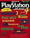 PlayStation Game Secrets Unauthorized Vol. 4 - Pcs
