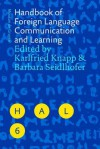 Handbook of Foreign Language Communication and Learning - Karlfried Knapp, Barbara Seidlhofer