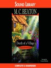 Death of a Village - Graeme Malcolm, M.C. Beaton