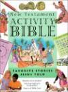 Old Testament Activity Bible: Favorite Bible Stories - Bob Bond