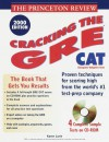 Princeton Review: Cracking the GRE CAT with Sample Tests on CD-ROM, 2000 Edition (Cracking the Gre Cat With Sample Tests on CD Rom, 2000) - Karen Lurie