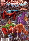 Amazing Spider-Man Vol 1 # 503 - Chasing A Dark Shadow, Part I - Joseph Michael Straczynski, John Romita Jr., Fiona Avery