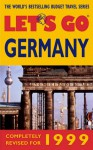 Let's Go 1999: Germany - Let's Go Inc.