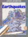 Earthquakes (Junior Adventure) - Sharon Dalgleish