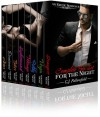 For the Night Complete Box Set - C.J. Fallowfield