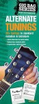 The Gig Bag Book of Alternate Tunings for All Guitarists - Woody Mann
