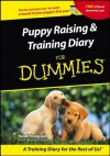 Puppy Raising & Training Diary for Dummies - Sarah Hodgson, Rich Tennant
