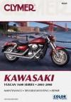 Kawasaki Vulcan 1600 Series 2003-2008 - Ron Wright