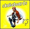 Skateboards - Morgan Hughes