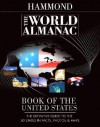 The World Almanac Book of the United States: The Definitive Guide to the 50 States in Facts, Photos & Maps - Hammond World Atlas Corporation