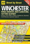 Winchester: Kings Worthy, New Alresford, Sutton Scotney, Hursley, Itchen Abbas, Littleton, Otterbourne, Shawford, South Wonston, S - Automobile Association of Great Britain, A.A. Publishing