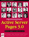 Professional Active Server Pages 3.0 (Programmer To Programmer) - Alex Homer, Brian Francis