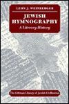 Jewish Hymnography: A Literary History - Leon J. Weinberger