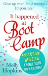 It Happened At Boot Camp - Molly Hopkins
