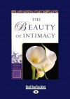 The Beauty of Intimacy (Women of the Word Bible Study) (Large Print 16pt) - Marie Powers, Jane Hansen