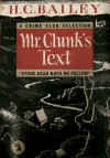 Mr. Clunk's text - H. C Bailey