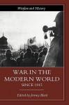 War in the Modern World Since 1815 - Jeremy Black