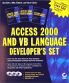 Access 2000 and VB Language - Sybex