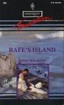 Rafe's Island (Harlequin Temptation, No 458) - Gina Wilkins