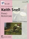 Piano Repertoire: Romantic & 20th Century, Preparatory Level (Neil A. Kjos Piano Library) - Keith Snell