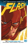 The Flash, Vol. 1: Lightning Strikes Twice - Joshua Williamson, Carmine Di Giandomenico, Ivan Plascencia, Steve Wands, Karl Kerschl