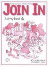 Join in Activity Book 4 - Günter Gerngross, Herbert Puchta