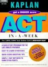 ACT-In-A-Week - Stanley H. Kaplan