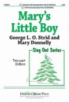 "Mary's Little Boy: A Partner Song with ""El Noi de La Mare"" - Mary Donnelly, George L. O. Strid"