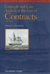 Concepts and Case Analysis in the Law of Contracts, 6th (Concepts & Insights) - Marvin A. Chirelstein