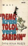 Demokrasi Tolol versi Saradin - Emha Ainun Nadjib