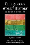 Chronology of World History - H.E.L. Mellersh, Neville Williams, Philip Waller, R.L. Storey