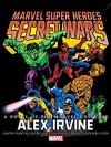 Marvel Super Heroes: Secret Wars Prose Novel - Alex Irvine