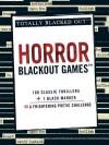 Horror Blackout Games - Adams Media
