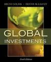 Global Investments - Bruno Solnik, Dennis W. McLeavey