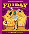 Cranium-Crushing Friday Crosswords #2 - Peter Gordon