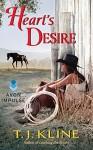 Heart's Desire (Healing Harts) - T. J. Kline